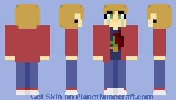 alastair fields // wickedMarina Minecraft Skin