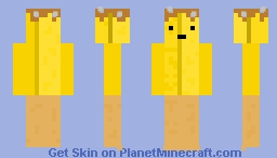 Adventure Time - Banana Guard Minecraft Skin