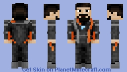 Tony Stark in jacket (Infinity War) Minecraft Skin