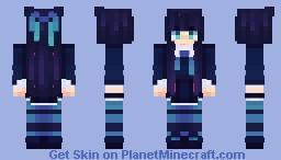 Stocking Minecraft Skin