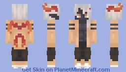 Born to Run~ Minecraft Skin