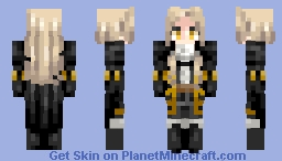 Alucard - Castlevania Minecraft Skin