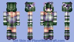Chatie l Greenhouse Minecraft Skin