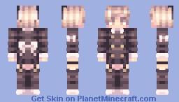 watership down Minecraft Skin