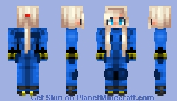 Requested — idk what this is tho Minecraft Skin