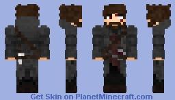 Tjimo (Midusa) Minecraft Skin