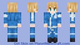 Eugeo Elite Disciple Minecraft Skin