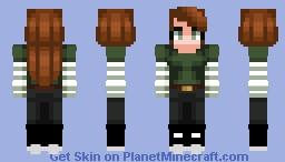 C e d a r w o o d Minecraft Skin