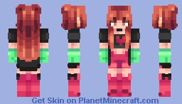 ~✿~ Blackpink Lisa DduduDdudu || Speedpaint Minecraft Skin