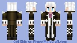 Charles-Henri Sanson (Assasins) サンソン Fate/GrandOrder Minecraft Skin