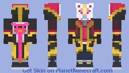 Drift (Fortnite) Minecraft Skin