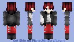 EXO - Baekhyun (Love Shot) Minecraft Skin