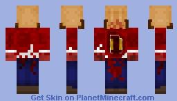 Headcrab Zombie (Half-Life 2) Minecraft Skin