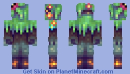 Living colour Minecraft Skin