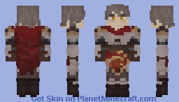 [Dwarves vs. Zombies] Lord of the Undead Minecraft Skin