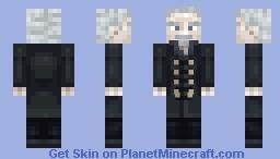 Sims to Skins: Vladislaus Straud, Sims 4 Vampires Minecraft Skin