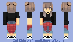 meh Minecraft Skin