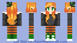 witch Minecraft Skin