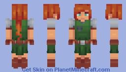𝒜𝓋𝑒𝓁𝓎𝓃 Minecraft Skin