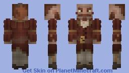 [LotC] Ruffian Minecraft Skin