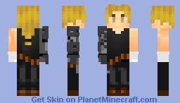 Edward Elric [skin 2] Minecraft Skin