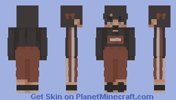 supreme Minecraft Skin