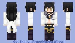Blake Belladonna RWBY Minecraft Skin