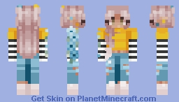 just girly tings Minecraft Skin
