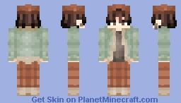 BTS - JHope (Airport Fashion) Minecraft Skin