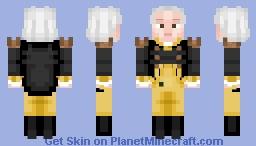General George Washington Minecraft Skin