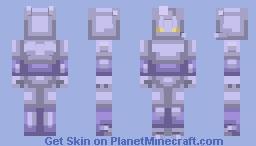 Baby Face | Vento Aureo Minecraft Skin