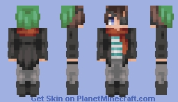 We Own the Night~ [FS] Minecraft Skin