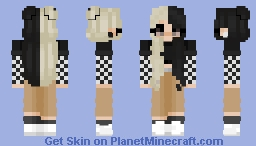Egirl :) Minecraft Skin