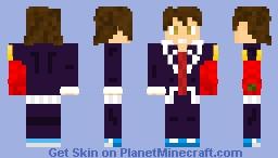 Hyoudou Issei - Highschool DxD Minecraft Skin
