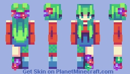 𝓓𝓮𝓶𝓾𝓻𝓮 - 𝘍𝘚 Minecraft Skin
