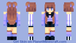 coming out Minecraft Skin