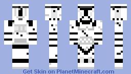 clone trooper (Phase 1) Minecraft Skin