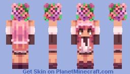 ~✿~ Berry Chocolate || CE || Minecraft Skin