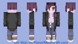 ★彡 rєd thrєαd || fαnskín (fσr tαє-nglєd) 彡★ Minecraft Skin