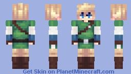 [Kari] lenkling    PMC Contest Entry Minecraft Skin