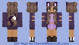 nekoseries part 1 Minecraft Skin