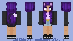 nekoseries part 3 Minecraft Skin