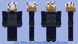 Andrew //THE PROMISED NEVERLAND (alt in desc) Minecraft Skin
