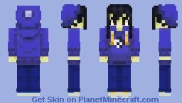 Ashleigh Minecraft Skin