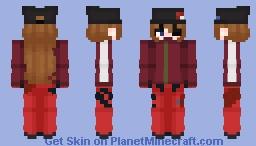Asuka Shikinami Langley / [Rebuild of] Evangelion: 3.0 You Can (Not) Redo Minecraft Skin