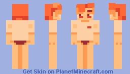 bore Minecraft Skin