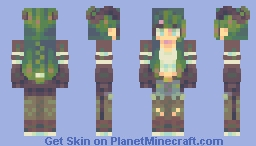 momu Minecraft Skin