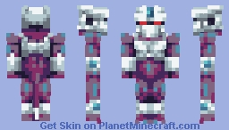 Cooler (Final Form) [pop reel] Minecraft Skin