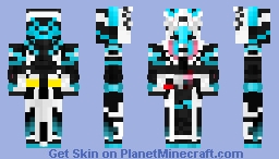 Kamen Rider Cross-Z Evol Minecraft Skin