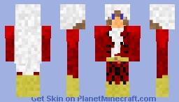 Shazam Minecraft Skin